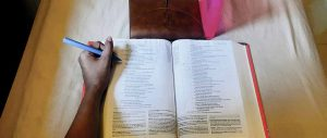 Tips for reading the Bible