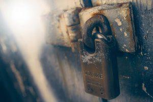 opening the lock